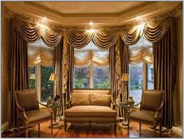 Large Window Curtain Ideas Designs Window Curtains Ideas For Living Room Fancy Living Room