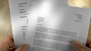 how do you write a job application letter reference com