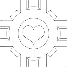 companion cube template by magic1092 on deviantart
