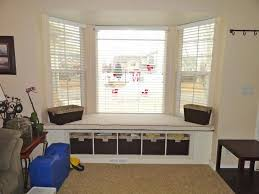 Built In Window Bench Seat Comfortable Bay Window Seat Ideas For Modern Home Outstanding Bay