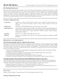 100 technical resume template 11 amazing it resume examples