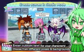 anime apk gacha studio anime dress up mod apk unlimited money andropalace