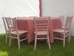 table and chair rentals los angeles pink kids chiavari chair rentals for children s events