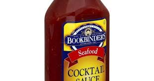 bookbinders cocktail sauce bookbinders cocktail sauce seafood lo cal faves