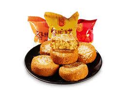cuisine de a炳 鑫炳记杂粮糕40g价格 招商 代理 休闲食品 八百铺食品饮料招商网