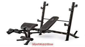 Marcy Standard Weight Bench Review Marcy Diamond Mid Size Bench Reviews Youtube