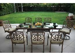 Dining Table Clearance Outdoor Modern Outdoor Dining Table Rectangular Patio Dining