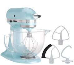 Kitchenaid Mixer Accessories by Kitchenaid 5 Qt 325w Tilt Head Stand Mixer W Glass Bowl