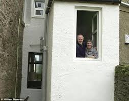 Narrowest House In The World World U0027s Narrowest House For Sale For 85 000 Daily Mail Online