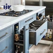 kitchen top cabinet hs code kitchen cabinet pulls gold modern zinc cupboard handles