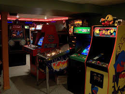 video game room game room boomerang bar u grill with video game
