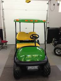 Club Car Ds Roof by Sc Carts John Deere Work Cart Part 2 Sc Carts
