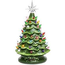 ceramic christmas tree christmas is forever ceramic christmas tree 7 green