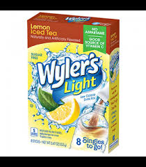 wyler s light singles to go nutritional information american drink mixes products in the uk at american fizz