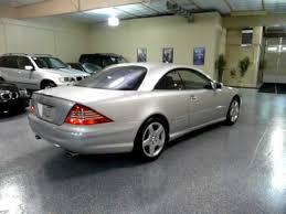 2003 mercedes s500 for sale 2003 mercedes cl500 2dr coupe 5 0l 1956 sold