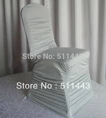Ruched Chair Covers Stretch Banquet Chair Covers Promotion Shop For Promotional