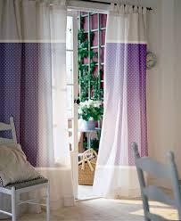 Black And White Striped Curtain Panels Window Curtains Nursery Kids Purple Baby Room Curtain Panels