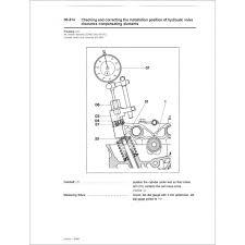 mercedes repair manuals service manual engine 102