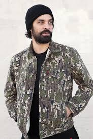 black friday winter jackets supreme x levi u0027s leafy camo collaboration drops black friday gq