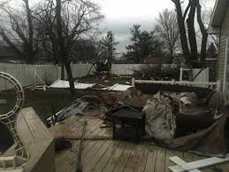 chicago weather 1 dead 14 injured after 4 tornadoes reported
