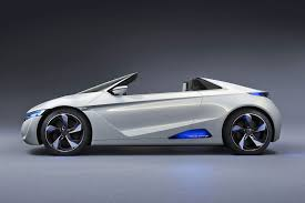 honda roadster honda zero emission motoring