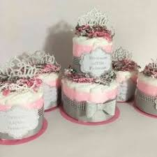 Diaper Cake Centerpieces by Oh Boy Arrows Diaper Cake Centerpiece Diaper Cake Centerpieces