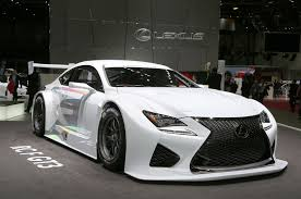 used lexus for sale in detroit 2015 lexus rc350 f sport rc f race car debut in geneva automobile