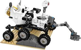 lego land rover amazon com lego ideas nasa mars science laboratory curiosity