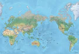 map world asia vector map world relief mercator asia australia one stop map