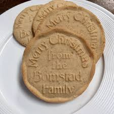 custom cookie stamp personalized cookie cutters for christmas