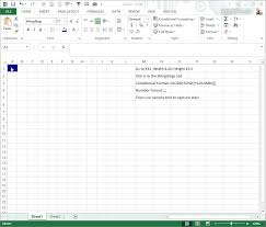 Flag In Computer How To Make An American Flag In Excel Business Insider