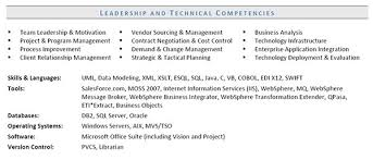 special skills examples for resume