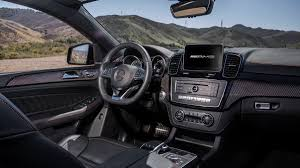 mercedes benz jeep matte black interior 2016 mercedes gle450 amg review and test drive with price