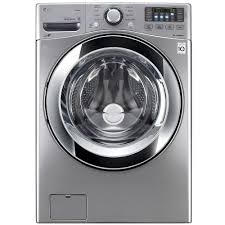 lg electronics 4 5 cu ft high efficiency front load washer with
