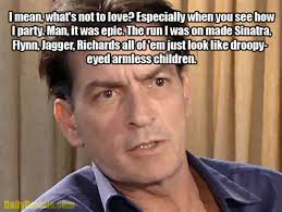 Charlie Sheen Winning Meme - top 10 epic charlie sheen quotes funny funny pinterest charlie