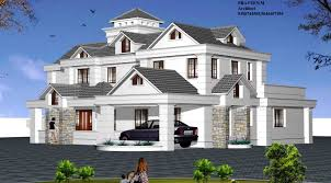 residential single family custom home architects trace 5 dd