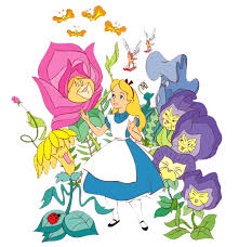 alice wonderland characters disney clipart clipground