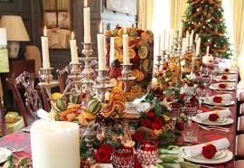 Centerpieces For Christmas by Table Centerpieces For Christmas And This Christmas Table