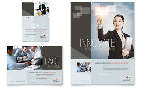 templates for business consultants corporate business flyer ad template word publisher
