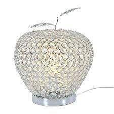 Chandelier Desk Lamp Table Lamp Modern Crystal Chandelier Table Lamp Lamps Uk Apple