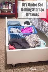 DIY Storage Ideas For Small Spaces Storage Crates Diy - Diy bedroom storage ideas