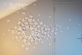 d馗oration papillon chambre fille a b beauté bébé à lyon diy deco butterfly