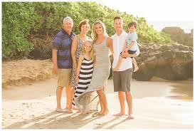 Maui Photographers Welcome Back Hallam Family Maui Family Portraits By Maui