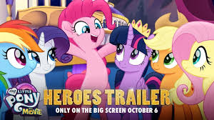 My little pony the movie 2017 official 39 heroes 39 trailer emily