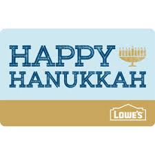 hanukkah gift cards shop all occasion gift cards at lowes