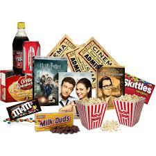 Movie Baskets 28 Movie Basket Ideas Movie Themed Basket Ideas Submited