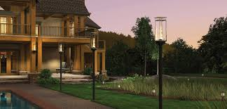 outdoor gas lamps and lighting tempest torch