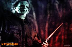 halloween theme background michael myers freddy krueger vs michael myers vs pinhead battles comic vine