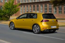 volkswagen thing yellow seven things you need to know about the facelifted 2017 vw golf by