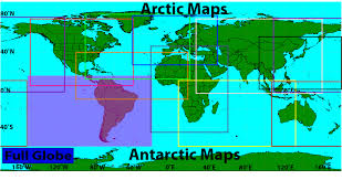 Weather Map For Usa by Global Forecasting Maps